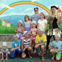 Отдых в Евпатории с детьми