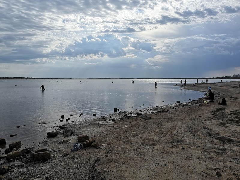 грязелечение в Саках на озере